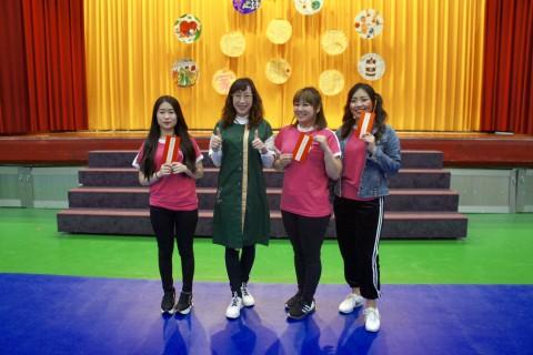 1072班級春暉舞蹈比賽