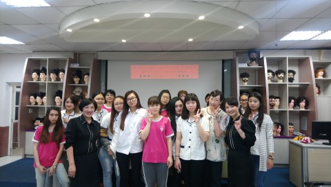 1072升學就業講座-資生堂化妝品公司